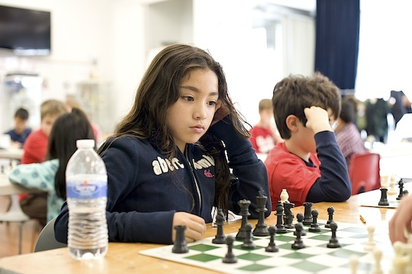 Garden School Chess Tournament