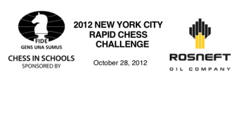 2012 New York City Rapid Chess Challenge