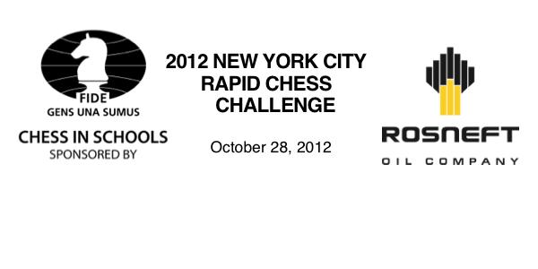 2012 New York City Rapid Chess Challenge