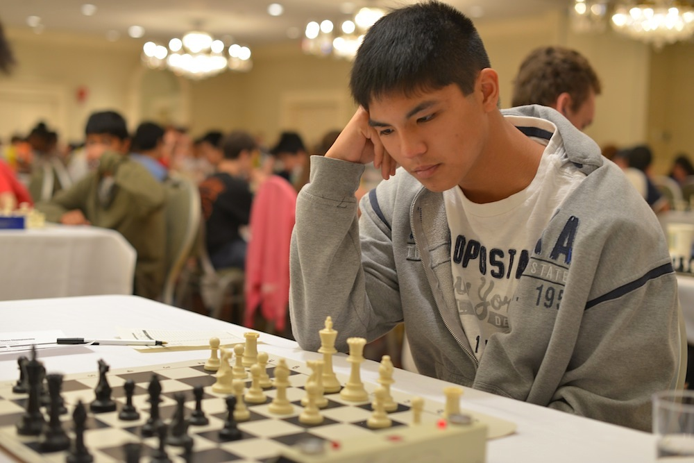 2013 U.S. Junior Open: Jarod Pamatmat, U21 Tied for 2nd Place, Photo Credit Dora Leticia ©