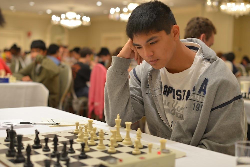 2013 U.S. Junior Open: Jarod Pamatmat, U21 Tied for 2nd Place, Photo Credit Dora Leticia ©