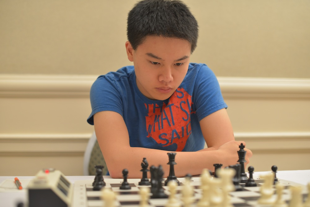 2013 U.S. Junior Open: Andrew Ng, U21 Tied for 2nd Place, Photo Credit Dora Leticia ©