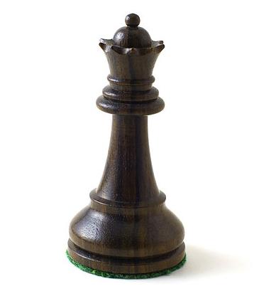 ChessQueenBlack
