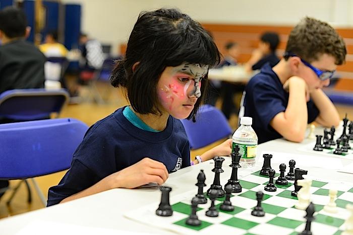 Summer Chess Program at Garden School