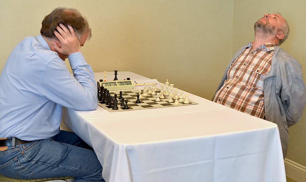 GM Ivanov is U.S. Senior Champion in 4 Way Tie
