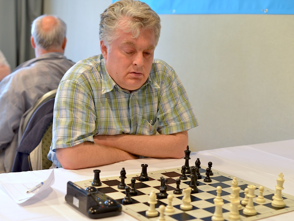 Kudrin, 2013 US Senior Open by Photo by Dora Leticia ©