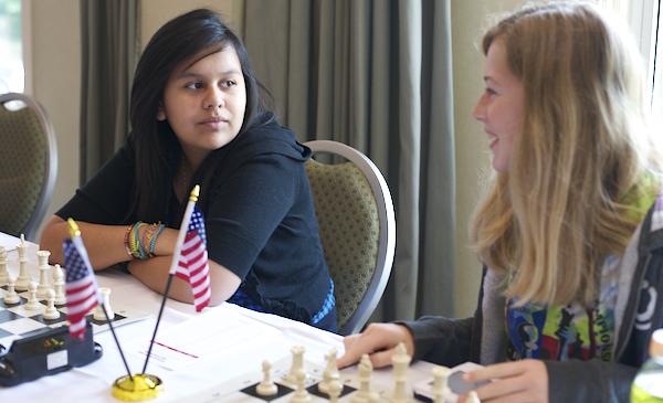 Claudia Munoz at the 2011 North American Youth Championship, Tarrytown, New York, Photo Credit Dora Leticia ©