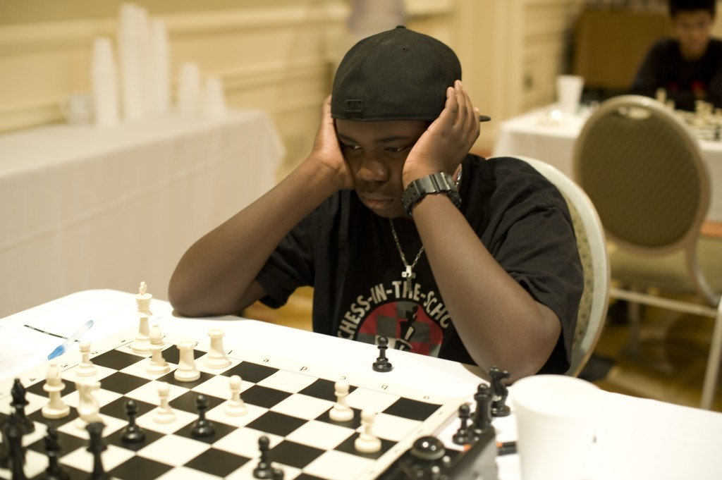 Justus Williams at the 2011 North American Youth Championship, Photo Credit Dora Leticia ©