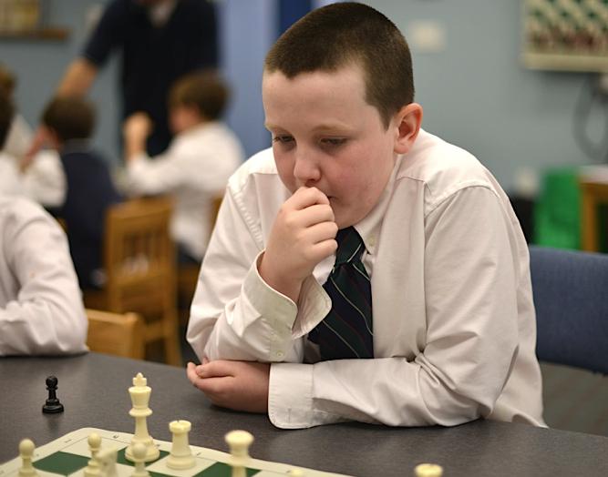 The Epiphany School Hosts Chess Tournament! (Sunday, Nov. 16, 2014)