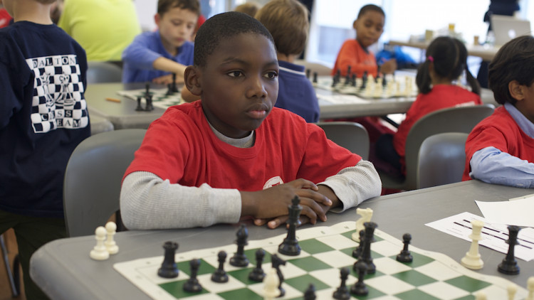 The British International School of New York Chess Tournament is coming up!