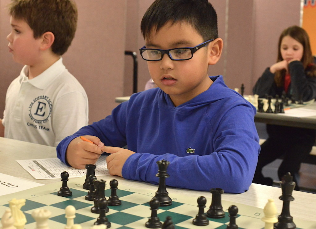 Epiphany Chess Tournament Player 2