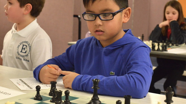 Epiphany School Chess Tournament Nov. 22, 2015