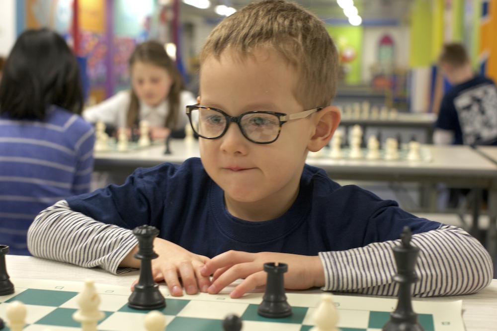 Epiphany Chess Tournament April 17, 2016