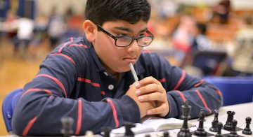 Garden School Chess Tournament March 6, 2016