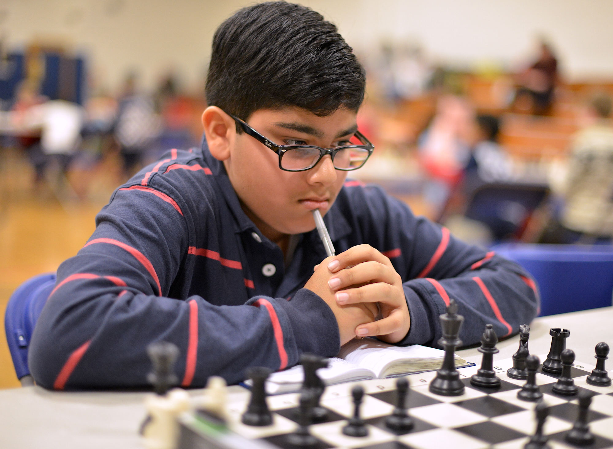 Garden School Chess Tournament June 5, 2016