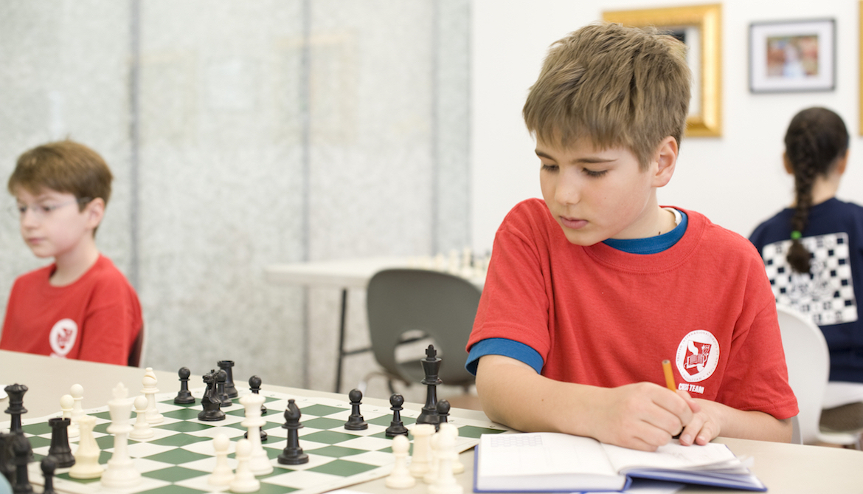 Chess Enrichment Program Summer 2017