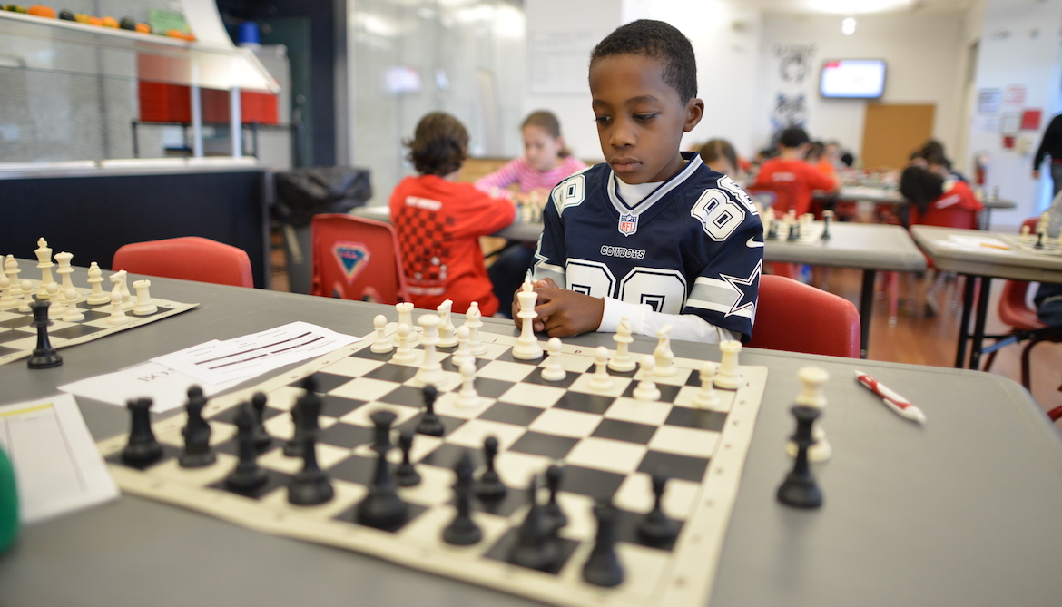 The BIS-NY Fall Chess Tournament
