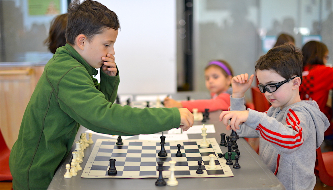 BIS-NY Spring Chess Tournament