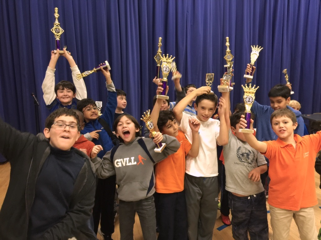 Epiphany School Spring Chess Tournament